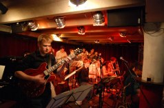 JJO NRW @ Hot-Jazz Club Münster, 2012, (c) Tim Jochstädt