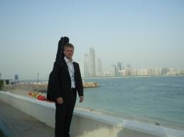 JJO Tour Vereinigte Arabische Emirate, 2011